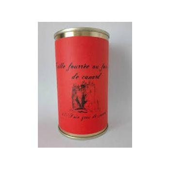 Caille Fourrée au Foie...