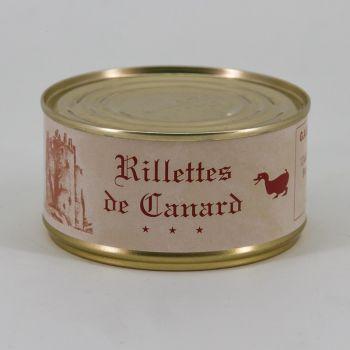Rillettes Pur Canard, 200g