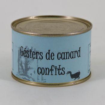 Gésier de Canard Confits,...