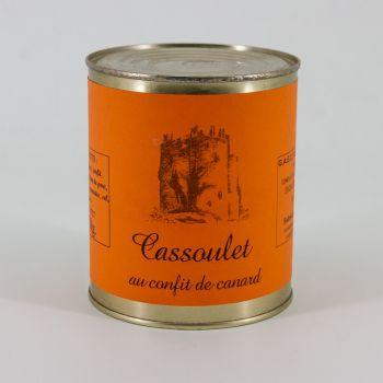 Cassoulet au Confit de...