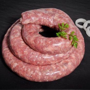 Saucisse Fraîche 500grs