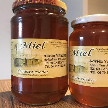 Miel toute fleurs 1 kg