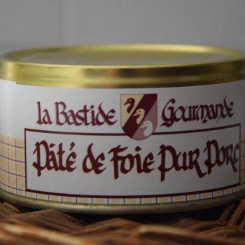 Pâté de foie pur porc (190gr)