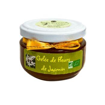 GELEE DE FLEURS DE JASMIN...