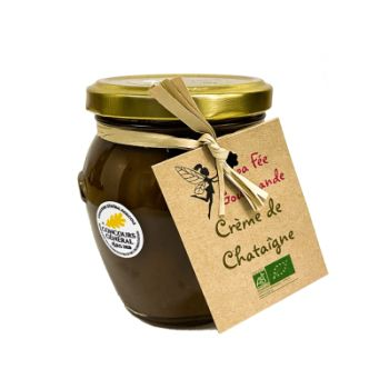Crème de Chataigne 310g bio