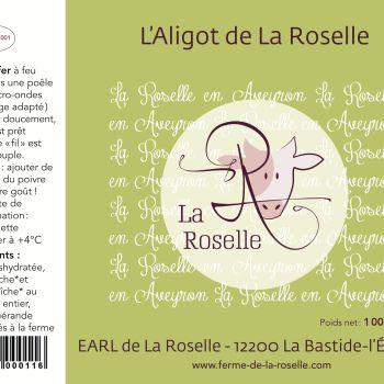 ALIGOT de la ROSELLE (1kg,...