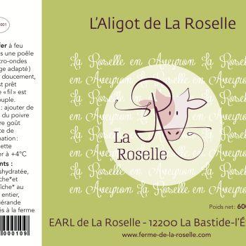 ALIGOT de la ROSELLE...