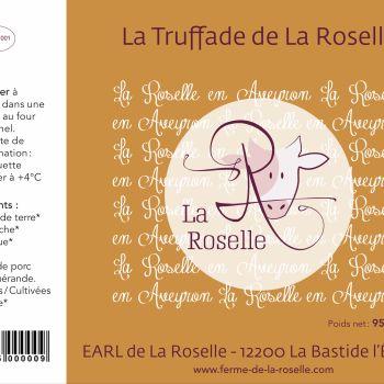 Truffade de La Roselle (3/4...
